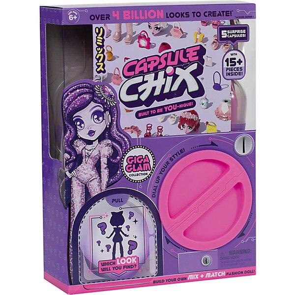 Designer Doll Moose Capsule Chix