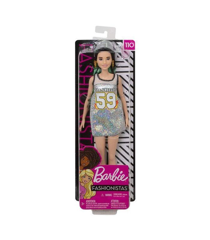 Barbie Fashionista Doll With Black Hair And Wicks Green Toy Store Articles Created Handbook