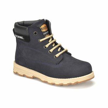 FLO 221620 cynamon męskie buty dziecięce przez Dockers The Gerle tanie i dobre opinie Dockers by Gerli ALLIGATOR Korka Chłopcy