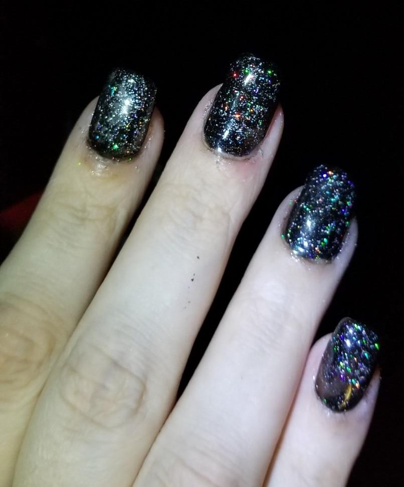 LILYCUTE 5ML Glitter Gel Nail Polish Semi Permanant Soak Off UV Gel Enamel Nail Art Design Manicure Nails Polish Lacquer Gel reviews №1 197088