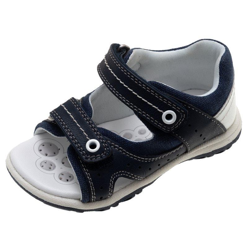Sandals Chicco, size 24, color blue