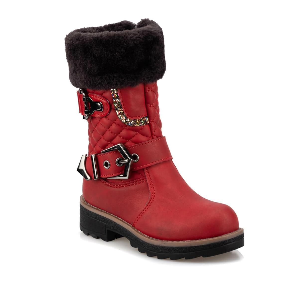 FLO 92.510581.P Red Female Child Boots Polaris