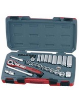 TENGTOOLS 172470304 SET OF SOCKET WRENCHES ARTICULATED T3835AF 35 PCS