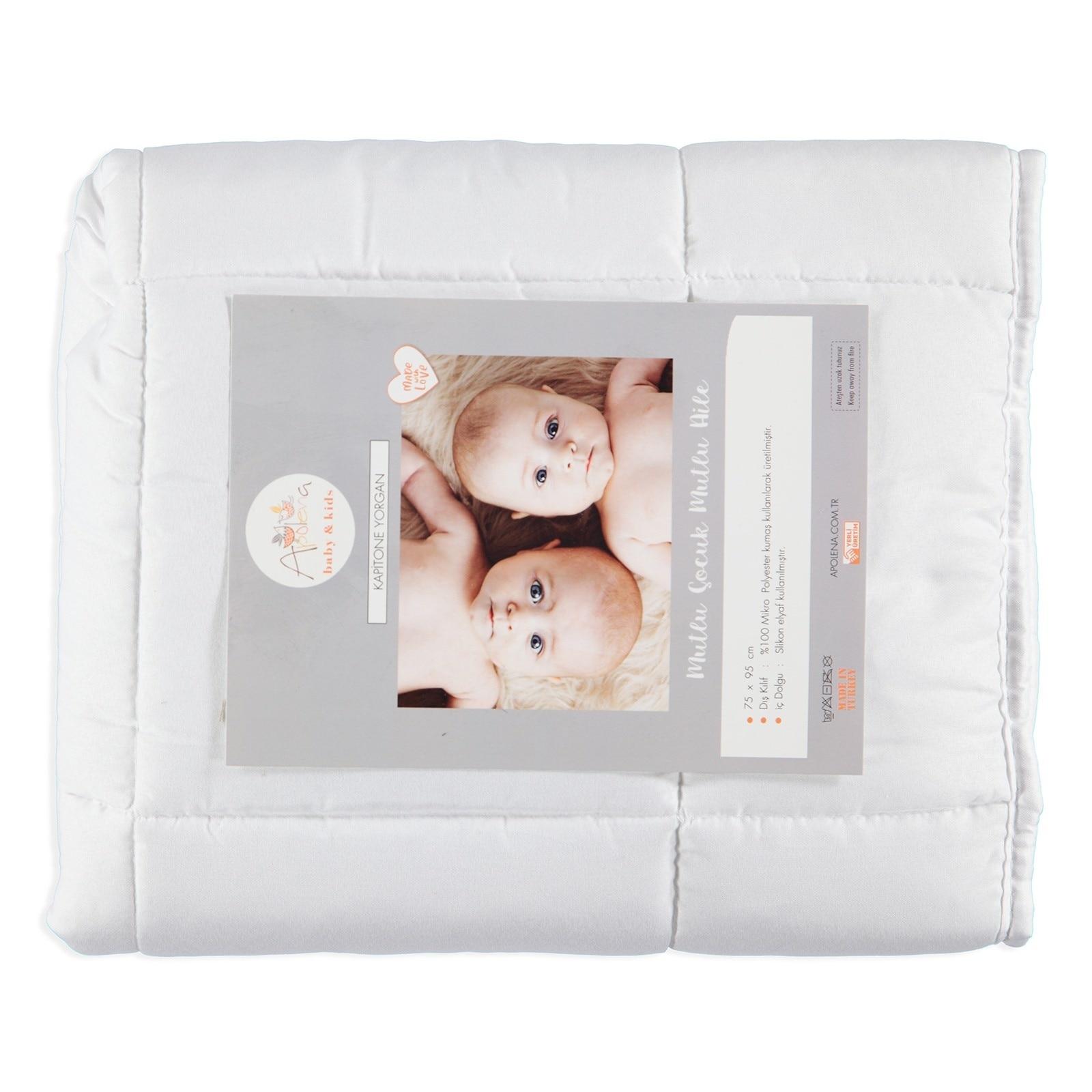 Детское одеяло ebebek Apolena 75x95 см