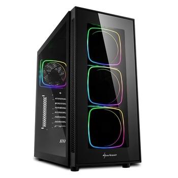 Sharkoon TG6 RGB Black