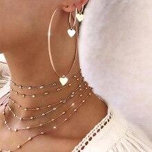 Женские серьги в виде сердца персика, серьги в форме сердца, популярные золотые серьги для женщин, серьги, ювелирные изделия