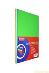 Papier couleur double face teinté A4 100 feuilles 10 couleurs