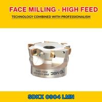 TK SDKX 09 001 LMN FACE MILLING - HIGH FEED BMR 40X4 016 SDKX 0904