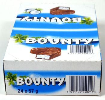 Bounty Coconut Chocolate 57 g wspaniałe doskonałe smaczne przekąski tanie i dobre opinie Mężczyzna 12 + y DE (pochodzenie)