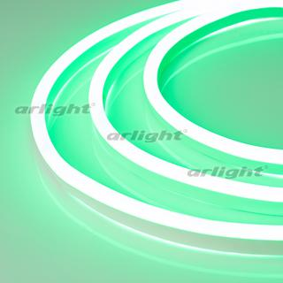 021530 Flexible Neon ARL-CF2835-Mini-24V Green (16x8mm) ARLIGHT 50th