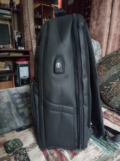 Mochilas Laptop Viagem Carregamento