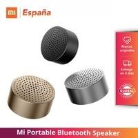 Xiaomi Altavoz Bluetooth 4,0, Altavoz Estéreo Portátil Inalámbrico, Mini Reproductor de Mp3, Altavoz de Música, llamadas Manos Libres 4.0 Versión Global Original