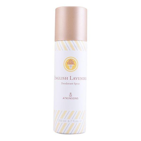 Spray Deodorant English Lavender Atkinsons (200 Ml)