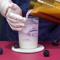 多肉葡萄酸奶的做法的做法图解8