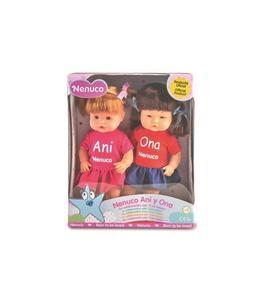 Nenuco Ani And Ona Toy Store