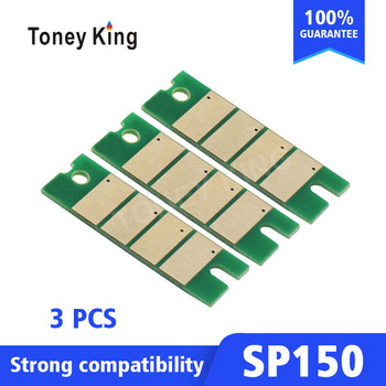 Toney King 3PCS Reset Chips sp 150he sp150he Toner chip for Ricoh sp 150 150SU 150w 150SUw SP150 SP150su sp150w sp150suw image