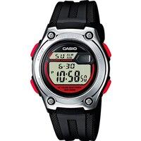카시오 w-211-1b 남성용 디지털 손목 시계