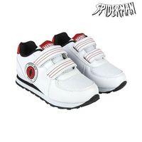 스파이더 맨 화이트 스포츠 신발