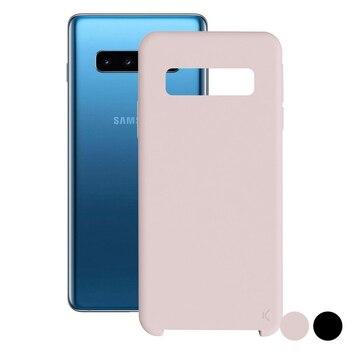 Mobile abdeckung Samsung Galaxy S10 + auf