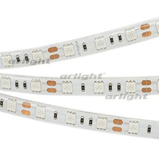 015434 Ribbon RTW 2-5000SE 12V Green 2x (5060, 300, LUX) ARLIGHT