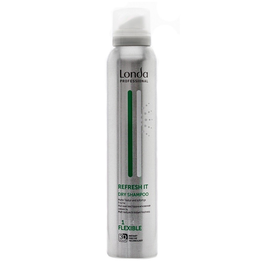 Dry Shampoo Londa Refresh It Dry Shampoo 180 Ml