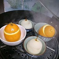 盐蒸橙子~润肺止咳化痰的做法图解6