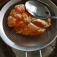 清爽利咽吃橘子——橘汁陈皮棒棒糖的做法图解1