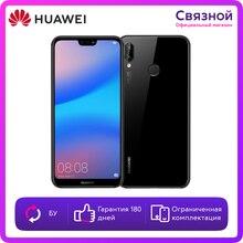 Уцененный телефон Huawei P20 lite 4/64GB, Б/У, состояние отличное