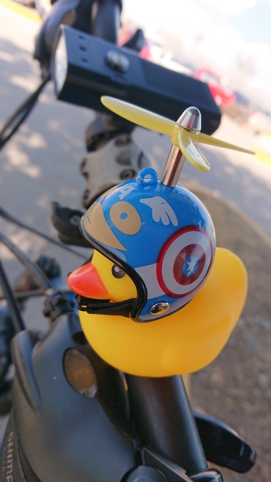The Duck Bike Bell photo review