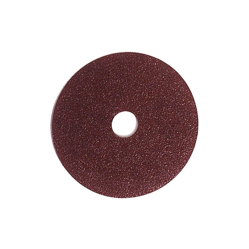 Sanding Disc Iron 125x22mm. 60 Grit (Pack Of 25 PCs)