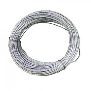 Wire WINDS Uncrushable 2mm Coil 100mts Antenna