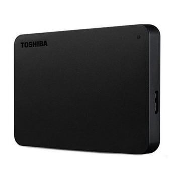 """External Hard Drive Toshiba HDTB410EK3AA 1 TB 2,5"""" USB 3.0 Black"""