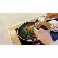 潮汕湿炒芥兰牛肉炒粿条的做法图解17