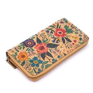 Image 3 - Cork with follower parrten cork zippler card phone womens wallet BAG 324