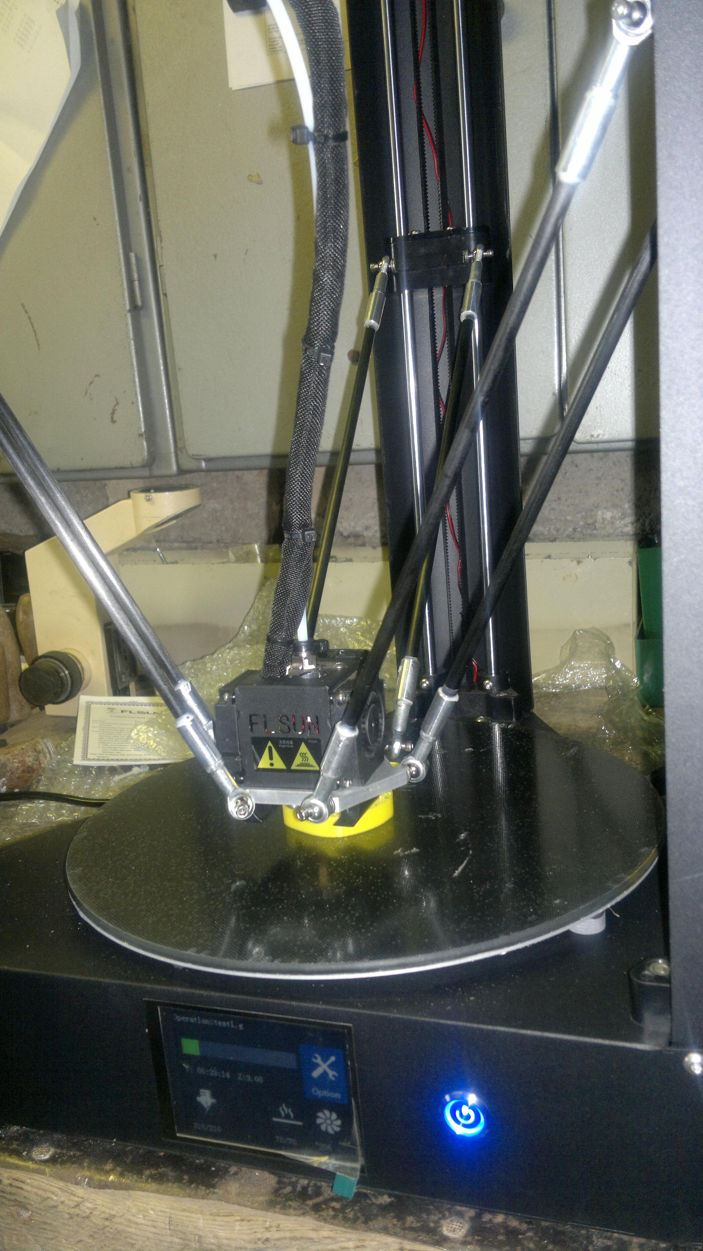 Impressoras 3D Tamanho Impressão 260*260*370