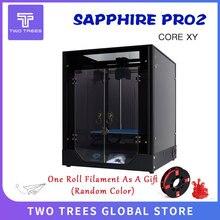 Twotrees 3Dプリンタサファイアプロ印刷マスクcorexy bmg押出機カラータッチスクリーン再開電源障害印刷TMC2208