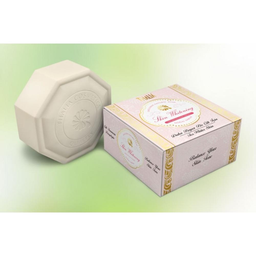 Thalia Skin Whitening Soap 150gr 2 pcs bathroom skin lightening whitening soap Beauty Whitening Deep Cleansing Soap