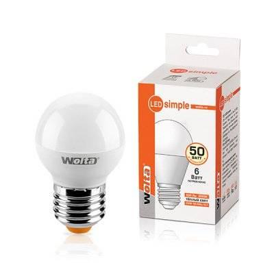 Лампа светодиодная Led P45 6Вт Е27 3000К 25Y45GL6E27 S|Светодиодные лампы и трубки| | АлиЭкспресс