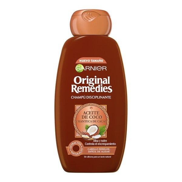 Straightening Shampoo Original Remedies L'Oreal Make Up (300 Ml)