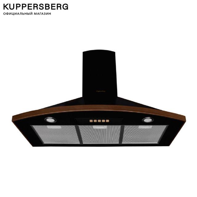 Вытяжка купольная KUPPERSBERG, BONA 90 B Bronze