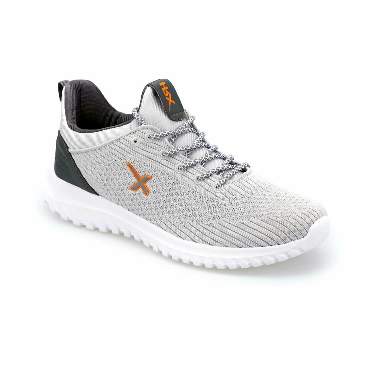 FLO RAY Light Gray Men 'S Comfort Shoes KINETIX