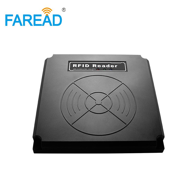 ISO11784/785 FDX-B Ear Tag Microchip EID Panel Reader Gateway Antenna For Cattle ID Tracking