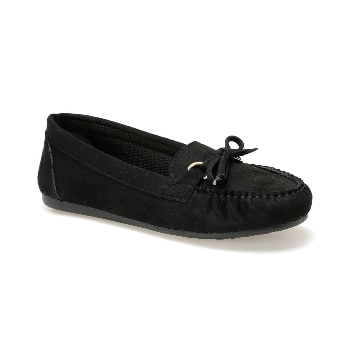 Flo dw19007 sapatos femininos pretos miss f