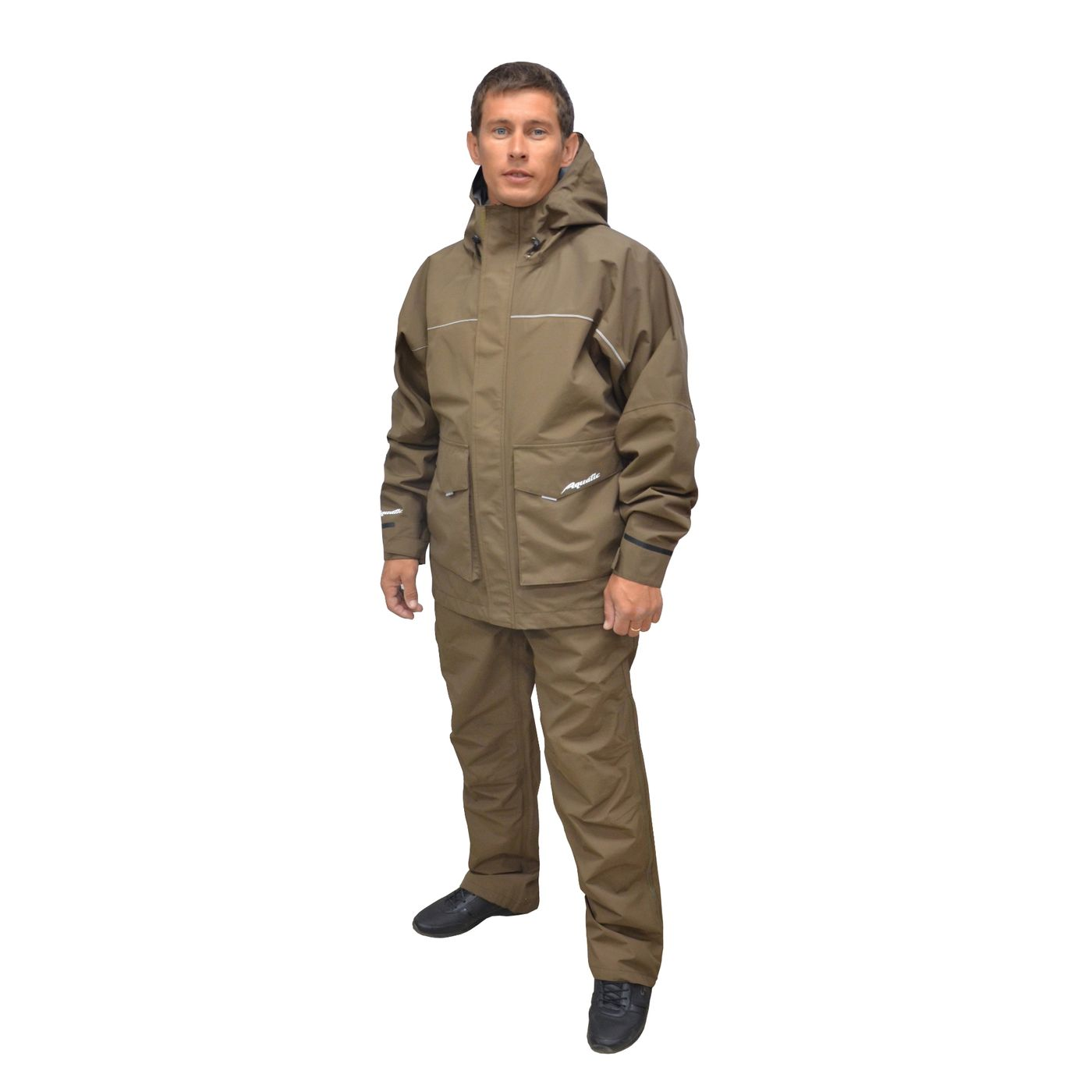 Suit From The Rain Membrane Aquatic K-15f, Beige K-15f 46-48