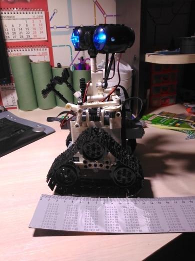 RC Robot Building Blocks Set photo review