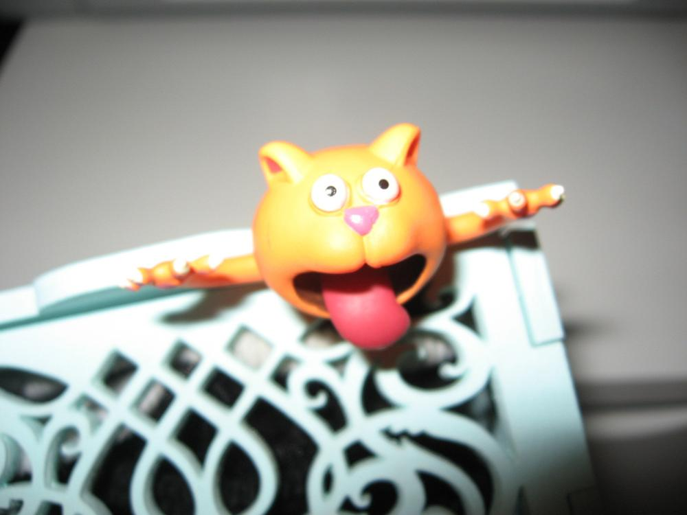 Wacky Bookmark Palz - More Fun Reading - mionays photo review