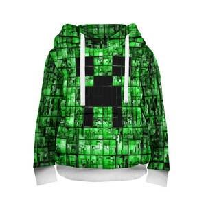 Детская толстовка 3D Minecraft