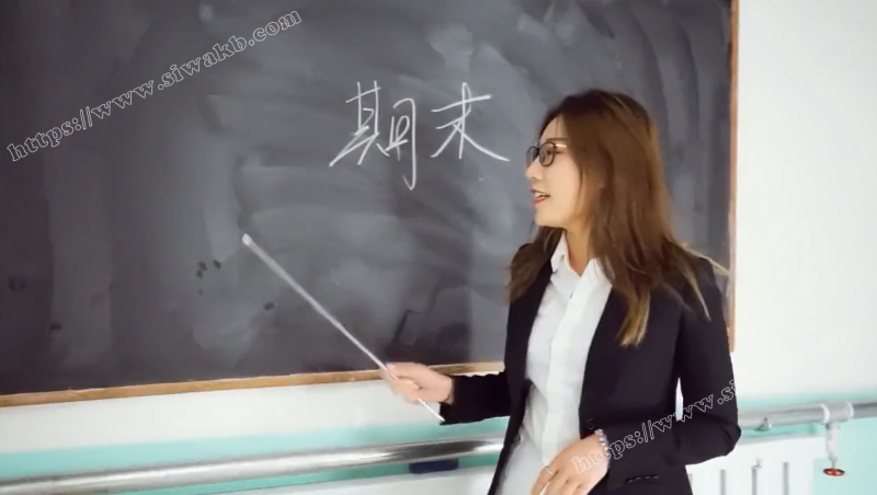 女学生捆绑调教批评自己的女老师
