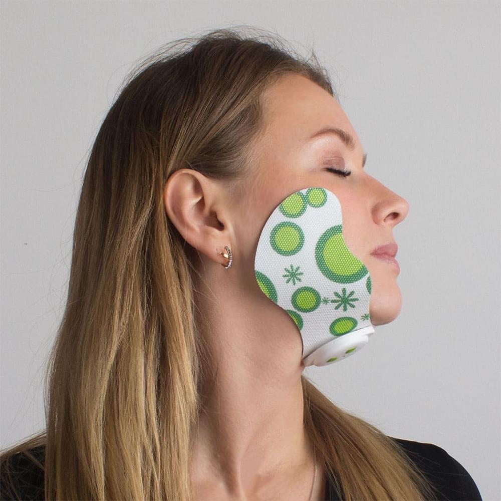 Skinny Chin Pulsed Face Lift Massager, Myostimulator For Face GESS-680