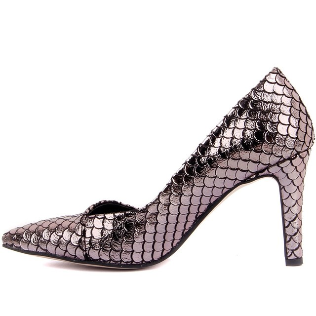Moxee-High Heeled Women's Shoes